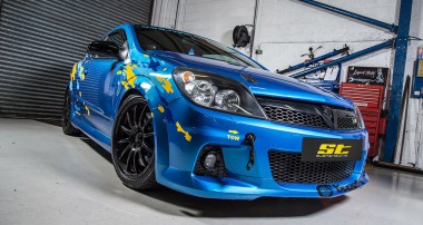 ST Suspensions made by KW – ST X coilover system for the Astra H VXR