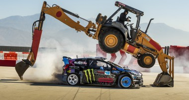ST suspensions Partnerschaft mit Ken Block