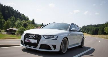KW Gewindefahrwerke für Audi RS4, RS5 und RS6 mit DRC