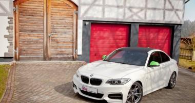 KW Gewindefahrwerke für neuen BMW M235i und alle BMW 2er