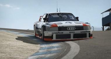 Das Biest ist erwacht: Audi quattro IMSA GTO