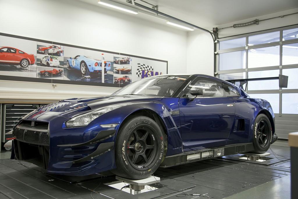 KW_Nissan_GTR_Pruefstand