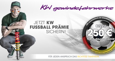 Holt die DFB-Elf den Titel, gibt´s bis zu 250 € Fußball-Prämie für Euch!