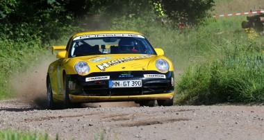 Rallye: Rainer Noller holt Gesamtsieg im Saarland