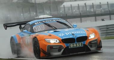 """ADAC GT Masters: """"PIXUM Team Schubert"""" meistert Regenschlachten"""