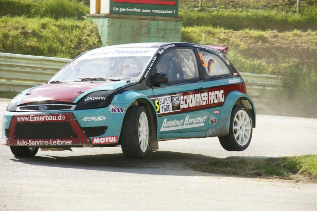 European Rallycross Challenge: Seeliger Racing