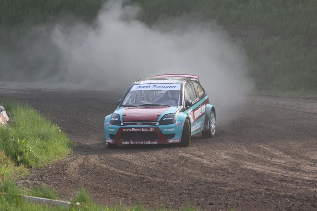 Seeliger Racing Ford Rallycross Buxtehude