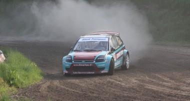 Rallye: Seeliger im ersten Rennen auf's Podium