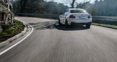 Adaptives KW Fahrerlebnis für den neuen BMW 2er und M235i