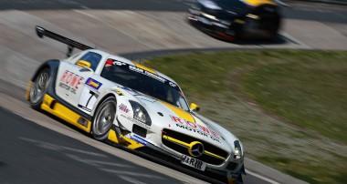 VLN: Siebter Platz für Rowe Racing