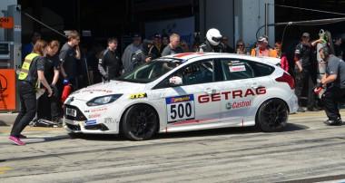 VLN: GETRAG Focus ST stellt Rekord ein