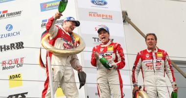 VLN: Erfolg für KW Partner Frikadelli Racing im VLN-Krimi