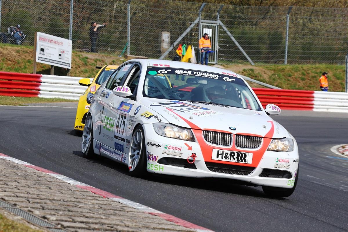 Team Derscheid Klasse V4 BMW 325i E90