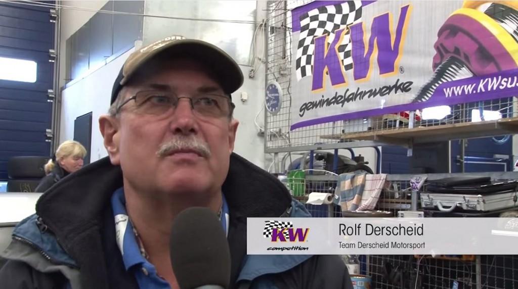 Rolf Derscheid Teamchef Derscheid Motorsport