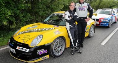 Rallye: Gesamtsieg für Noller / Kopczyk in Thüringen im KW Porsche