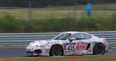VLN: Zwei Klassensiege für Mathol Racing
