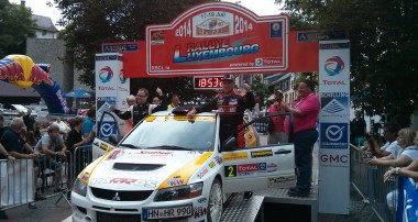 Rallye: Sieg in Gruppe N