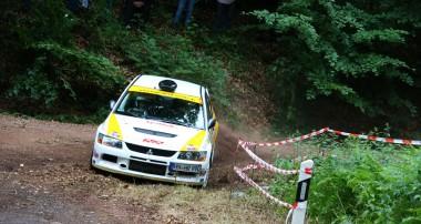 Rallye: Siegesserie von Rainer Noller geht weiter