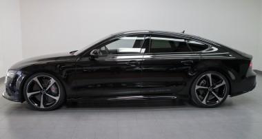 Höhenverstellbarer KW Federnsatz für Audi RS 7 Sportback