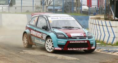 Rallycross Challenge Europe: Tabellenspitze für Sven Seeliger