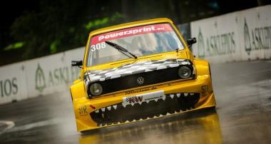 Der KW Berg-Cup am Glasbach: Ein echt turbulentes Wochenende