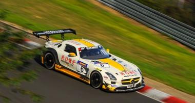 VLN: Platz Drei für Rowe Racing