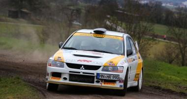 Rallye: Rainer Noller ist Saarländischer Rallye-Meister 2014