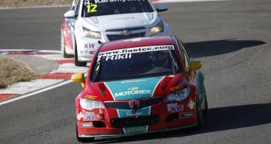 ETCC: KW Competition wird mit Rikli Motorsport Dritter