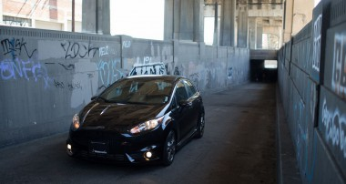 ST suspensions: Die Ford Fiesta ST Mission