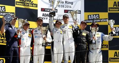 ADAC GT Masters: Doppelsieg für PIXUM Team Schubert