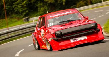 Der KW Berg-Cup in Unterfranken: Ereignisreiches Training – flottes Rennen