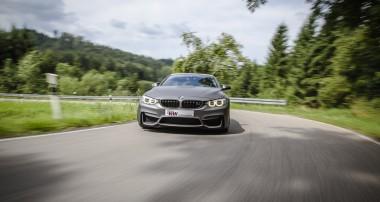 Maximale Fahrfreude: KW Clubsport Gewindefahrwerke für den BMW M4