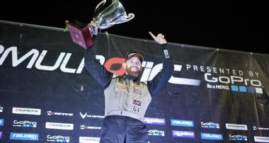 Formula D: Chris Forsberg holt sich den Titel!