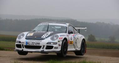 Rallye: 60. Gesamtsieg für Rainer Noller gemeinsam mit KW