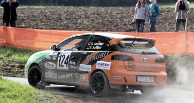Rallye: Das letzte Rennen der Saison für Gaas Racing