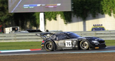 Blancpain Sprint Series: Starke Performance von Schubert