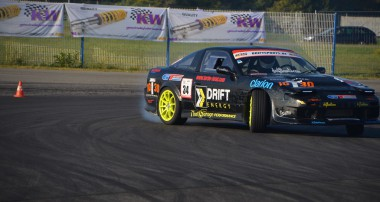 Drift: ADAC Drift Cup Saisonstart am 19.4.2015 auf dem Hockenheimring
