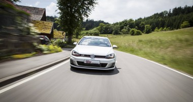 """KW """"ALLSTARs"""" – KW Gewindefahrwerke für VW Golf 7 GTI"""