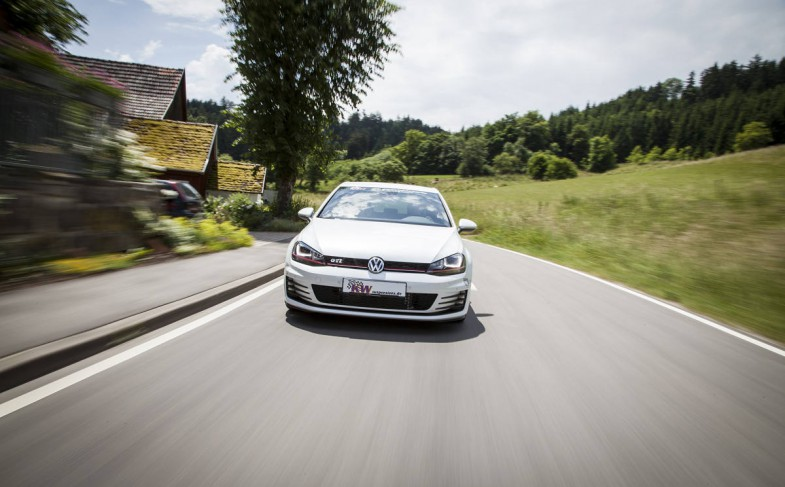 Neu: KW Gewindefedern für VW Golf 7 GTI