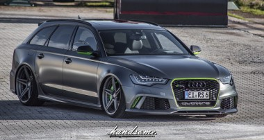 Mission Impossible? Ein RS6 im verschärftem Performance Stance!