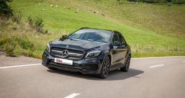 KW Gewindefahrwerk Variante 3 für Mercedes-Benz GLA A45 AMG 4MATIC