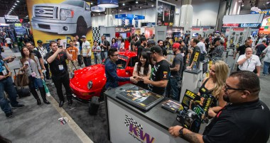 SEMA 2014: KW in Vegas