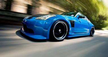 ST suspensions Gewindefahrwerke für Nissan 350Z und 370Z