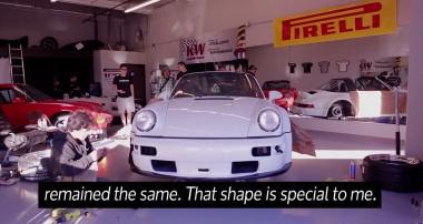 Videotipp: Akira Nakais 964er Porsche Targa für Kalifornien