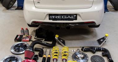Achtung giftig! Scorpion Exhauts VW Golf 6 R mit KW V1