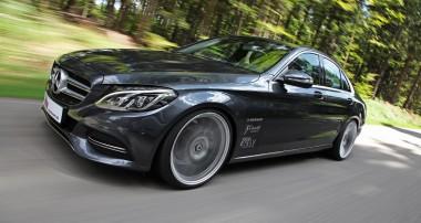 Neu: KW Gewindefahrwerke für neue Mercedes-Benz C-Klasse (W205)