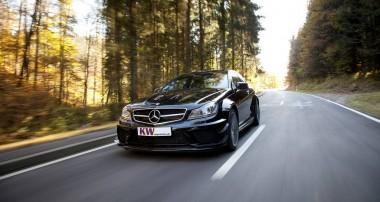 Bei Anruf Sport – Mercedes-Benz C63 AMG Black Series mit KW DDC ECU