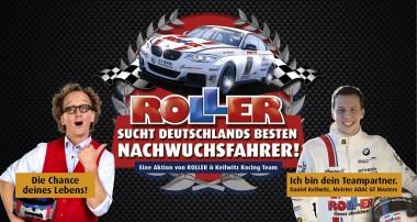 Erster Kandidat für Roller Motorsport-Förderungsprogramm 2016 gefunden