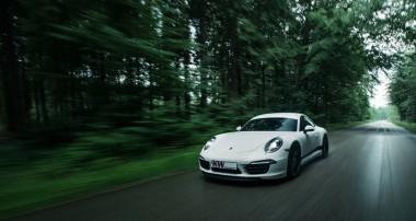 Nicht nur für Trackdays: Clubsport 3-way Gewindefahrwerk für Porsche 991
