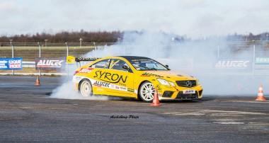 KW Drifter heizen dem Opel-Wintertreffen ein!